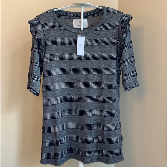 Sol Angeles Tops - NWT Anthropologie SOL ANGELES 3/4 Sleeve Top Sz S
